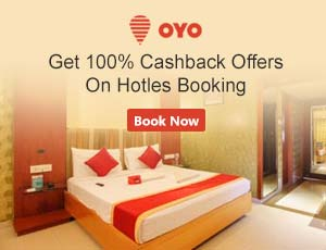 OYO Rooms Coupons & Offers