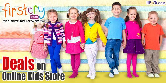 FirstCry Coupons, Offers & Sale