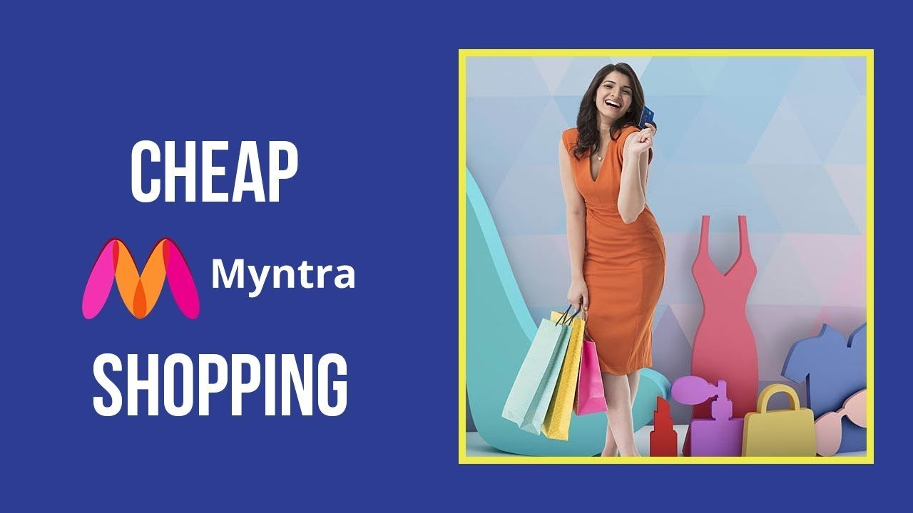 Myntra Deals – Exclusive Myntra Coupons & Offers
