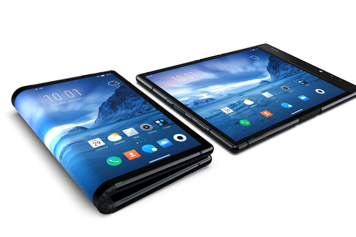 Foldable SmartPhone- Your New Generation Screen